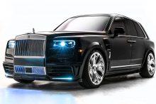 Rolls Royce Cullinan: esta es la transformación más gótica del SUV de superlujo