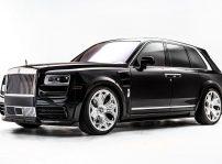 Drake Rolls Royce Cullinan 3