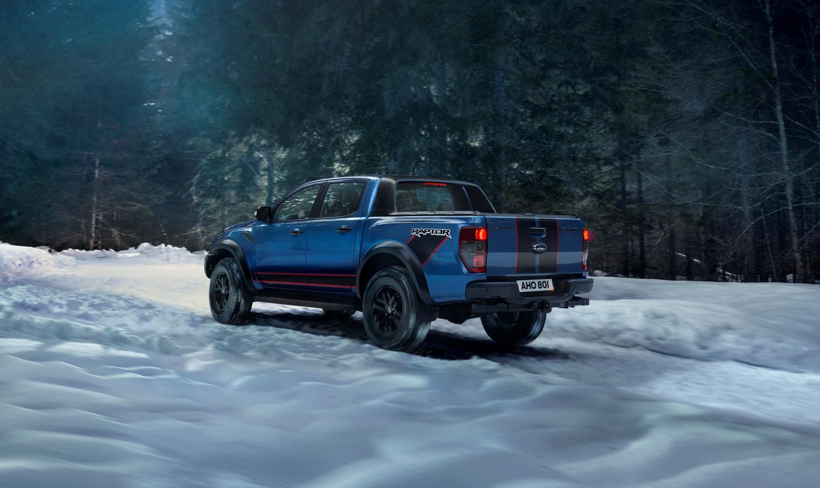 Ford Ranger Raptor Special Edition 2021 (10)