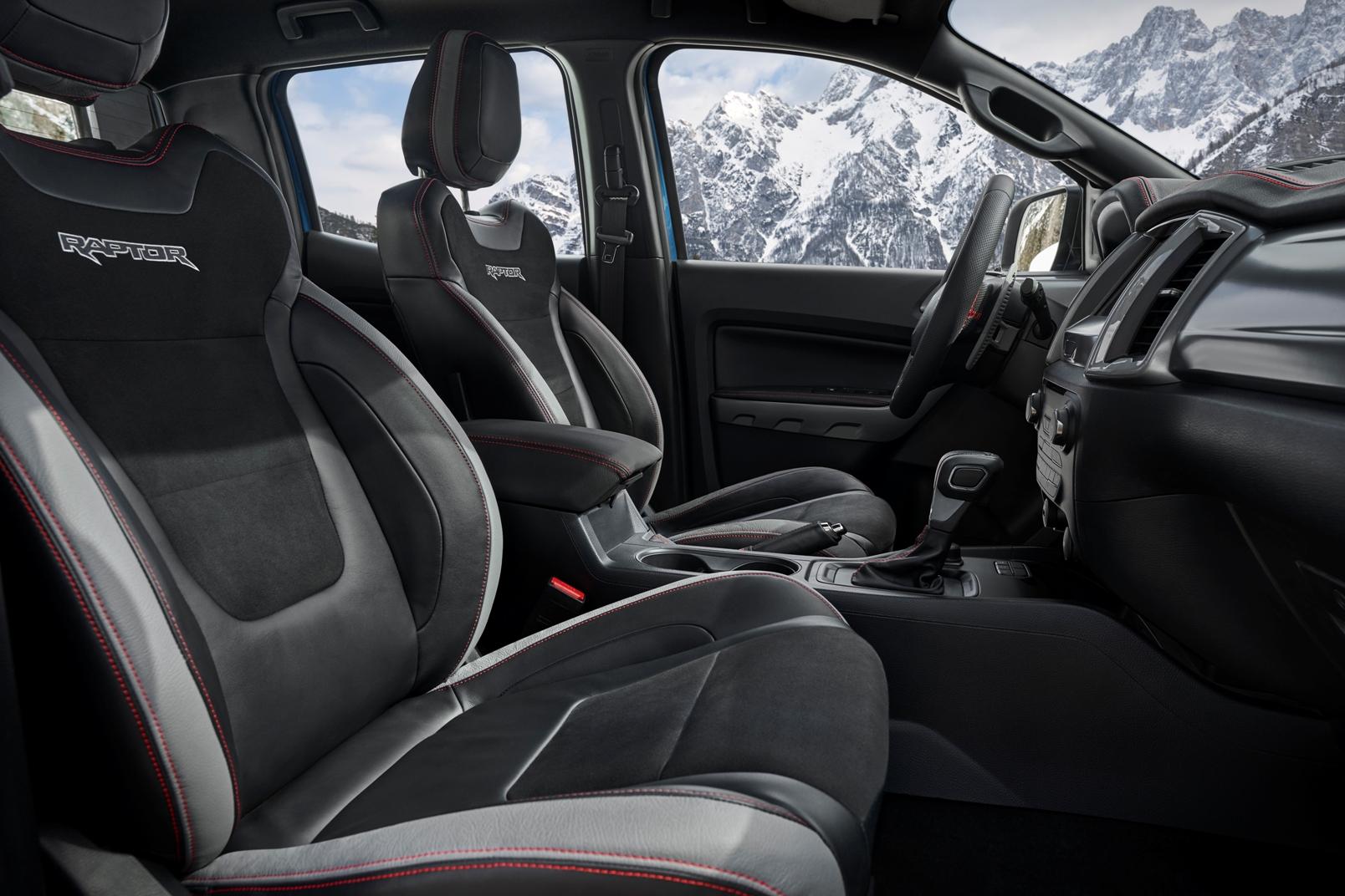 Ford Ranger Raptor Special Edition 2021 (11)
