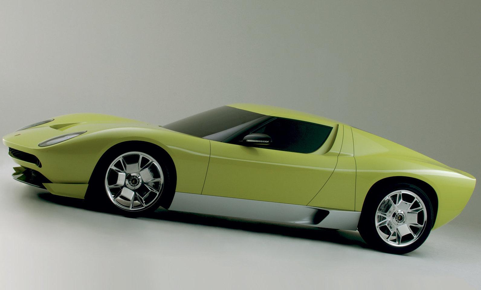Lamborghini Miura Concept 2006 1600 02