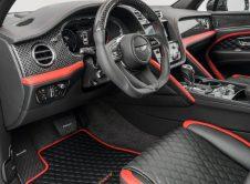 Bentley Bentayga by Mansory 2021