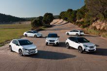 Así son los precios de la gama eléctrica de Peugeot al completo