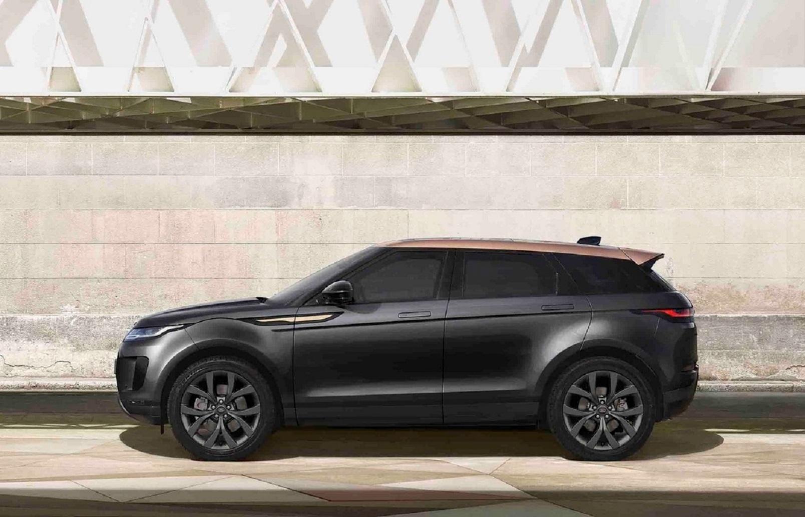 Range Rover Evoque Bronze Collection (1)