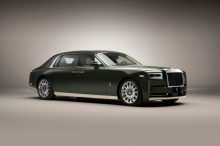Rolls-Royce Phantom Oribe, un one-off muy especial creado junto a la casa francesa Hermès
