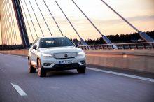 Prueba y opinión Volvo XC40 Recharge: un SUV eléctrico de armas tomar