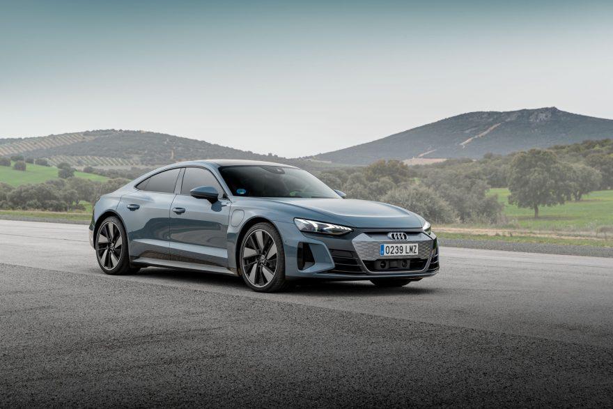 Audi E Tron Gt 9