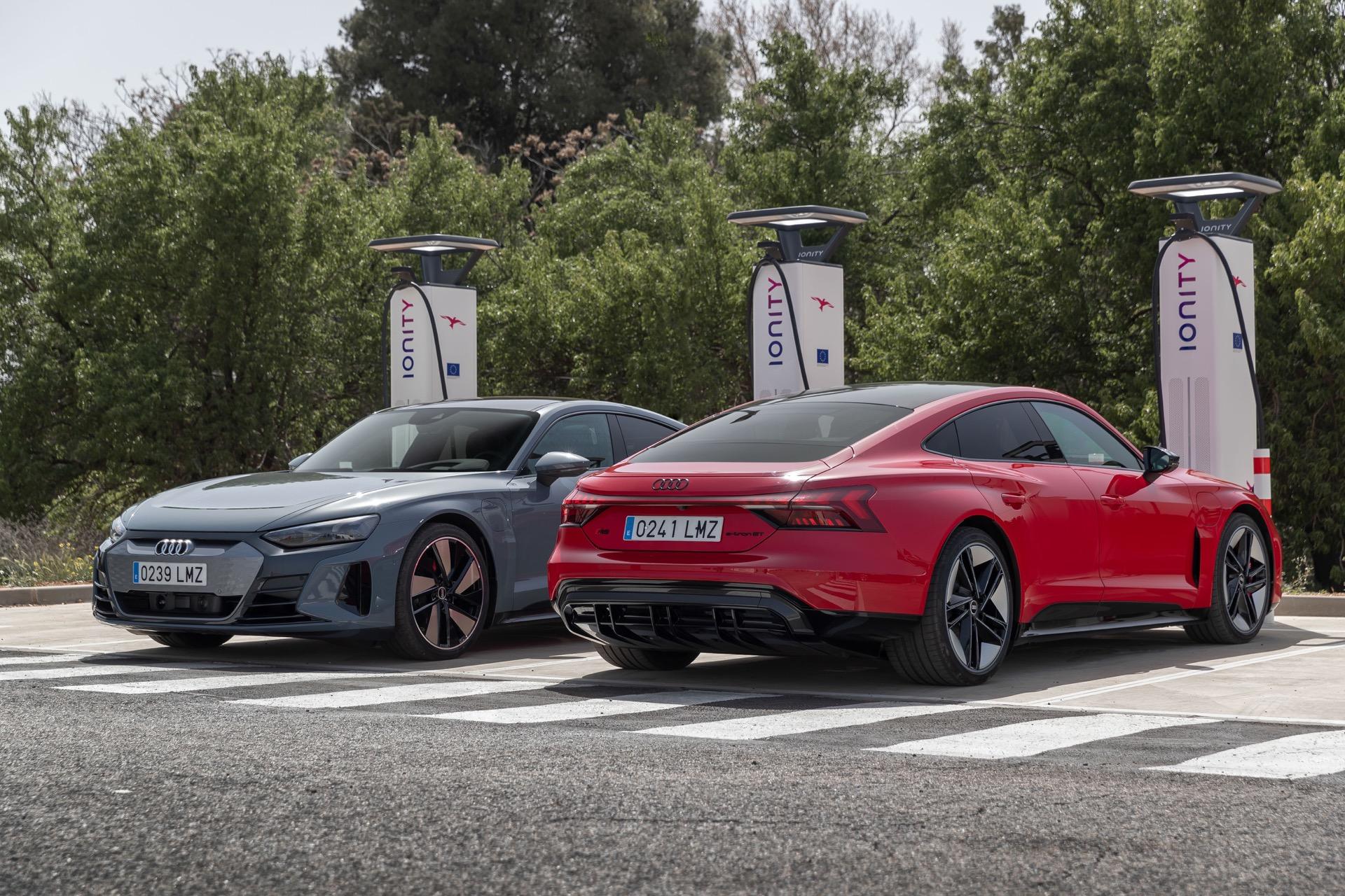 Audi E Tron 1