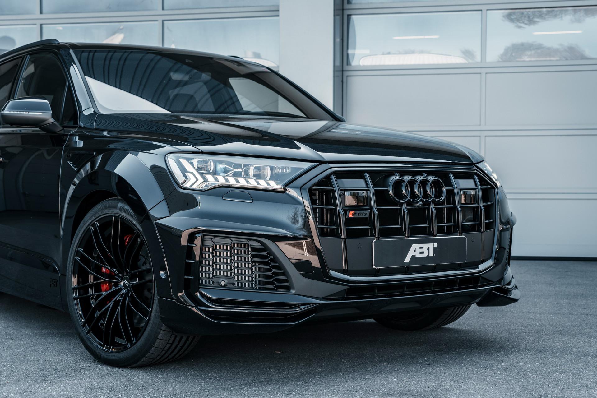 Audi Sq7 Abt Tuning 1