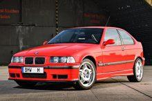 BMW M3 e36 Compact, único en el mundo