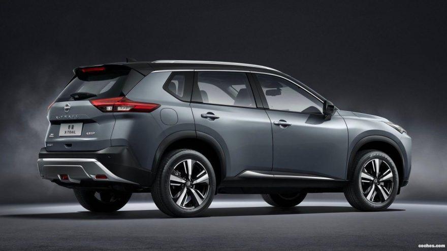 Nissan X-Trail China