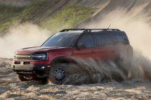 El Ford Bronco Sport demuestra lo que es un todoterreno