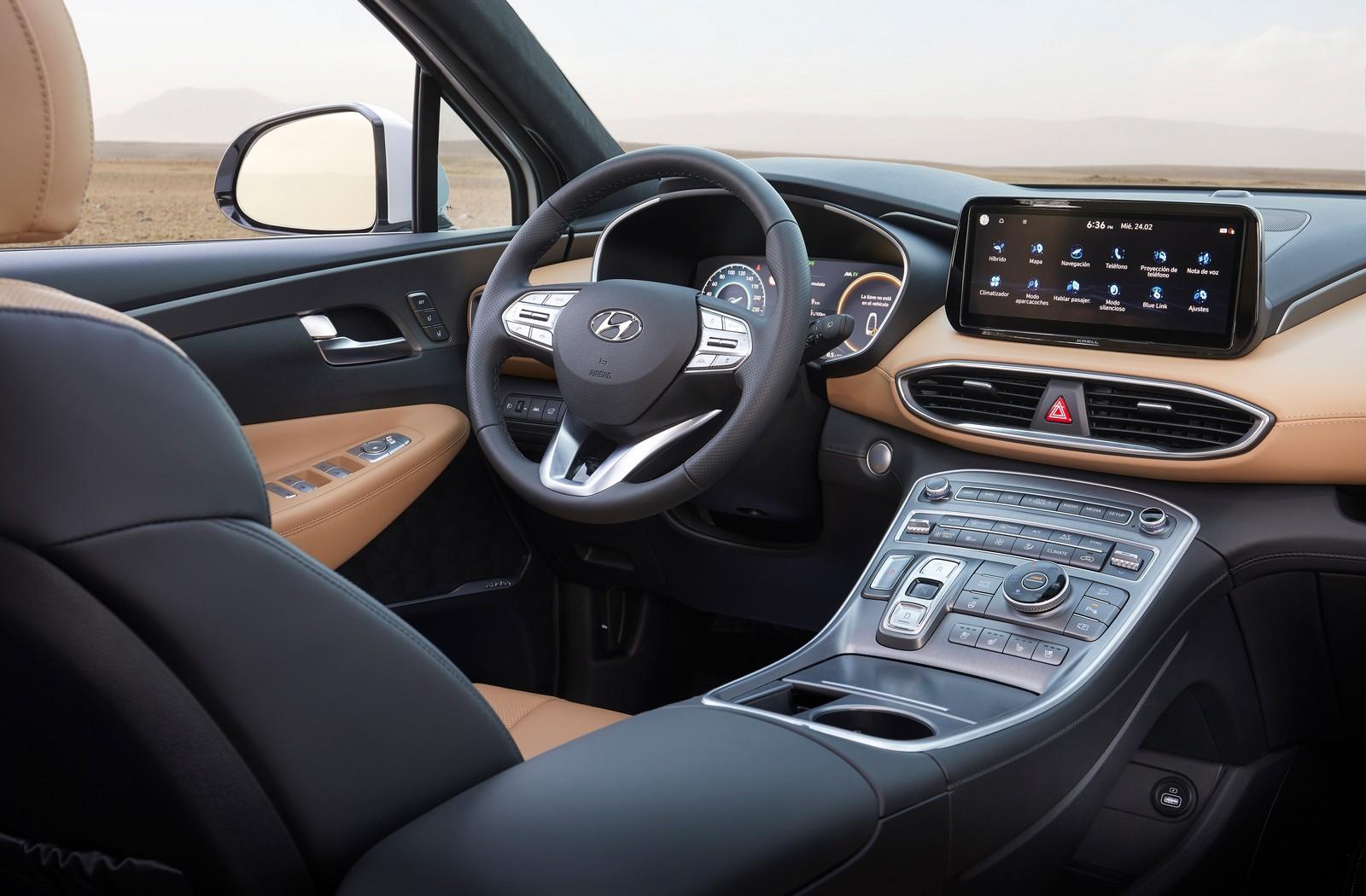 Hyundai Santa Fe 2021 05