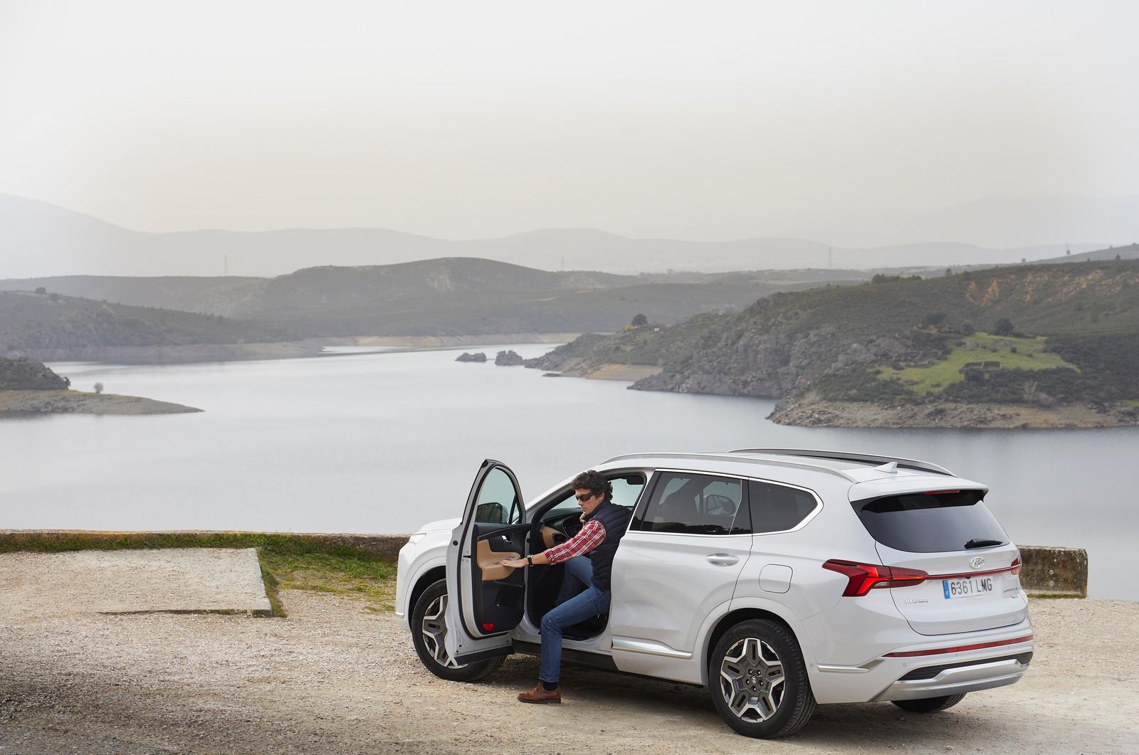 Hyundai Santa Fe 2021 17
