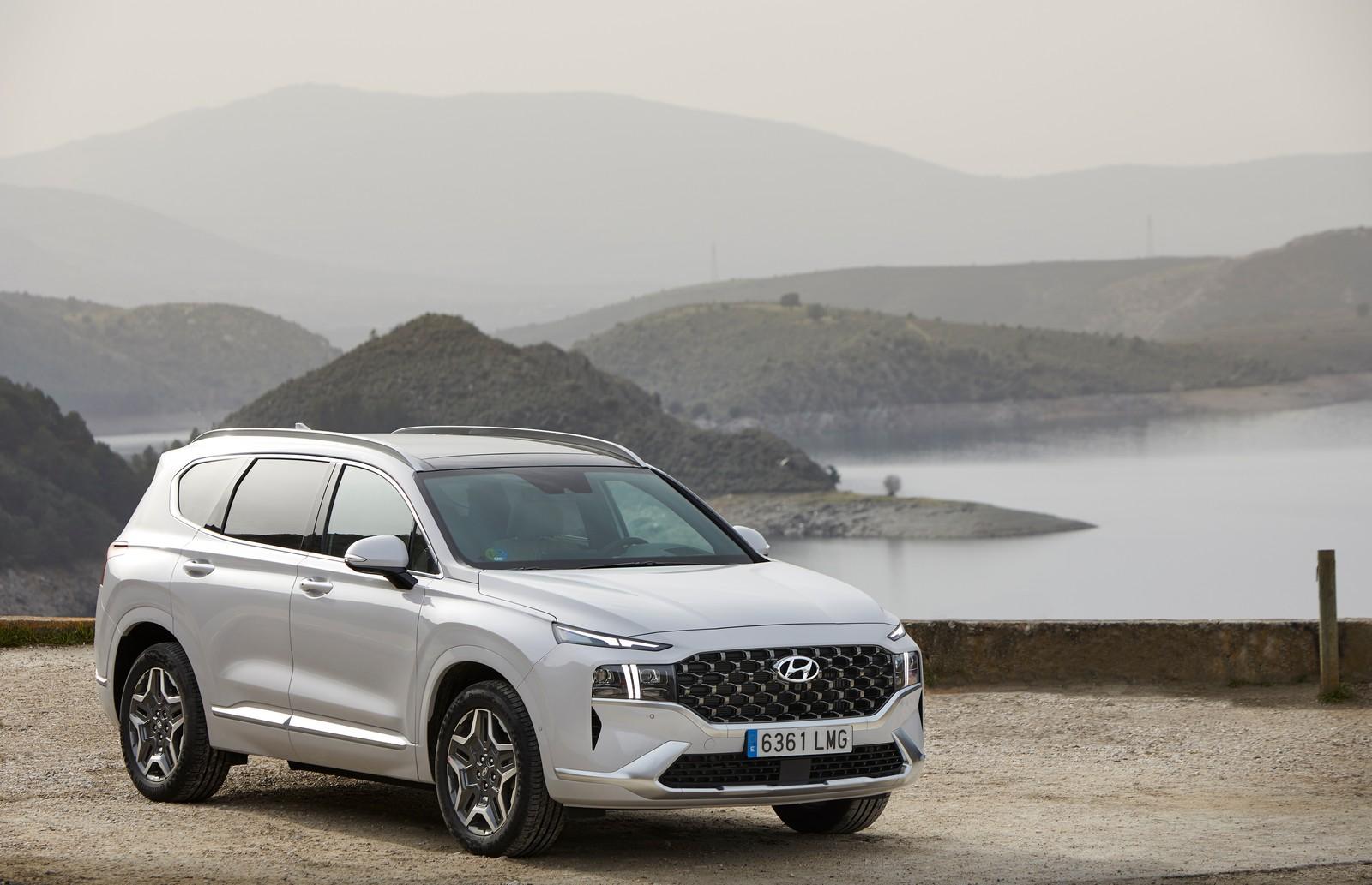 Hyundai Santa Fe 2021 18
