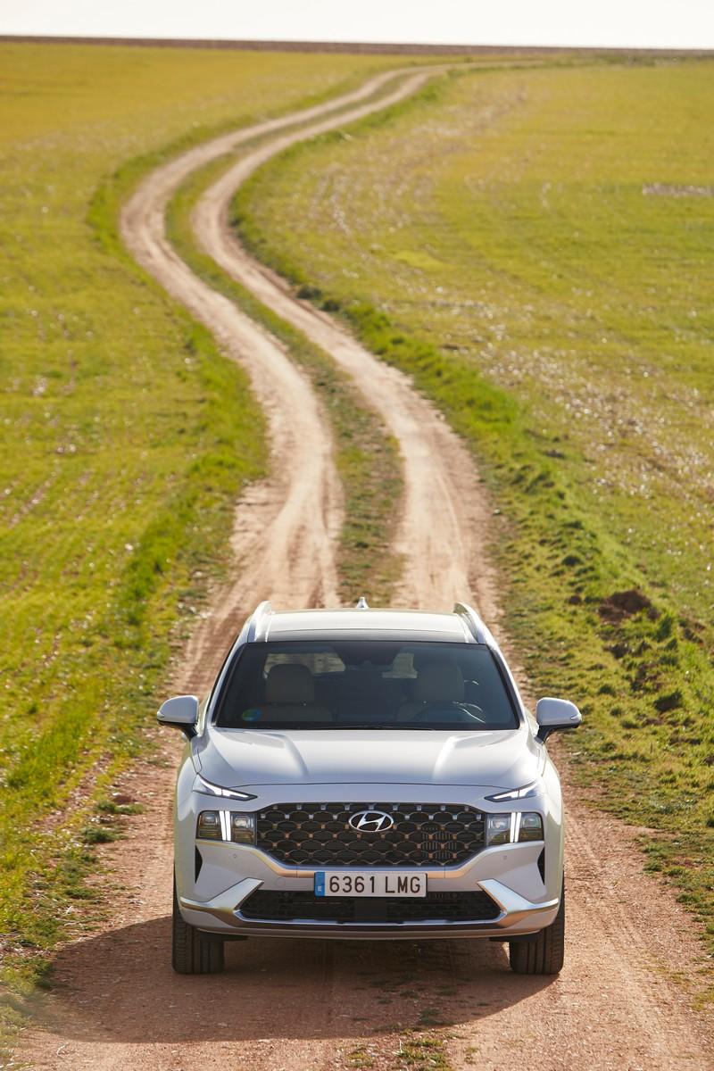 Hyundai Santa Fe 2021 27