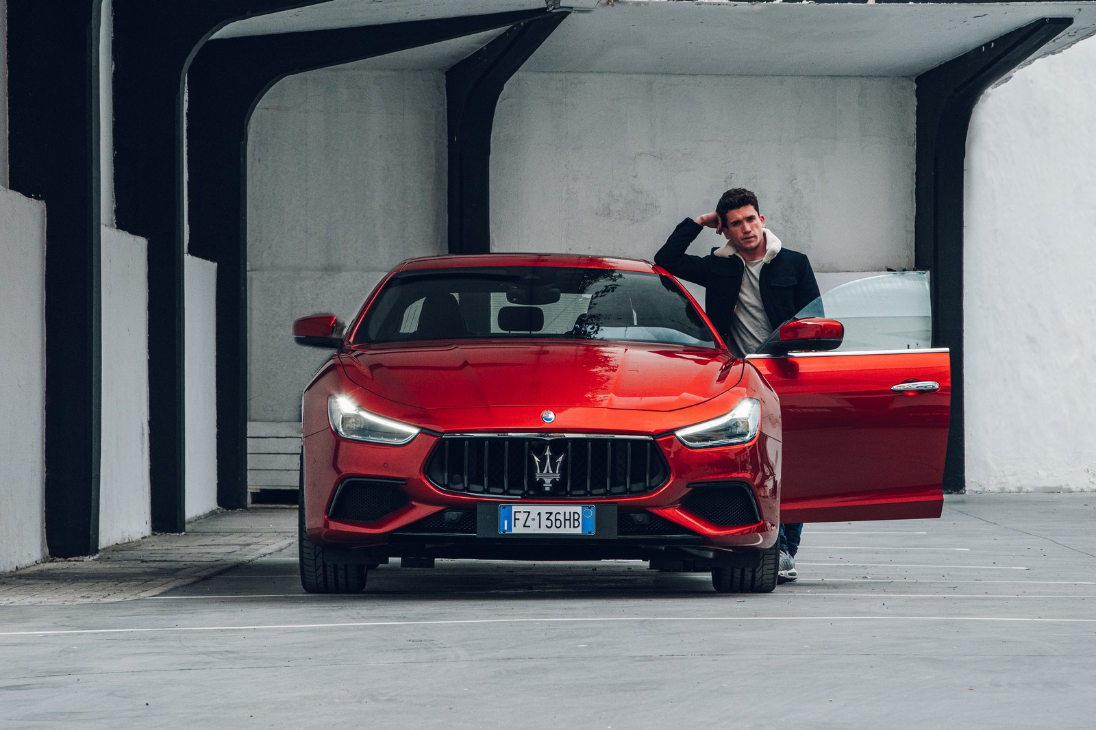 Maserati Ghibli Hybrid Fenice 5