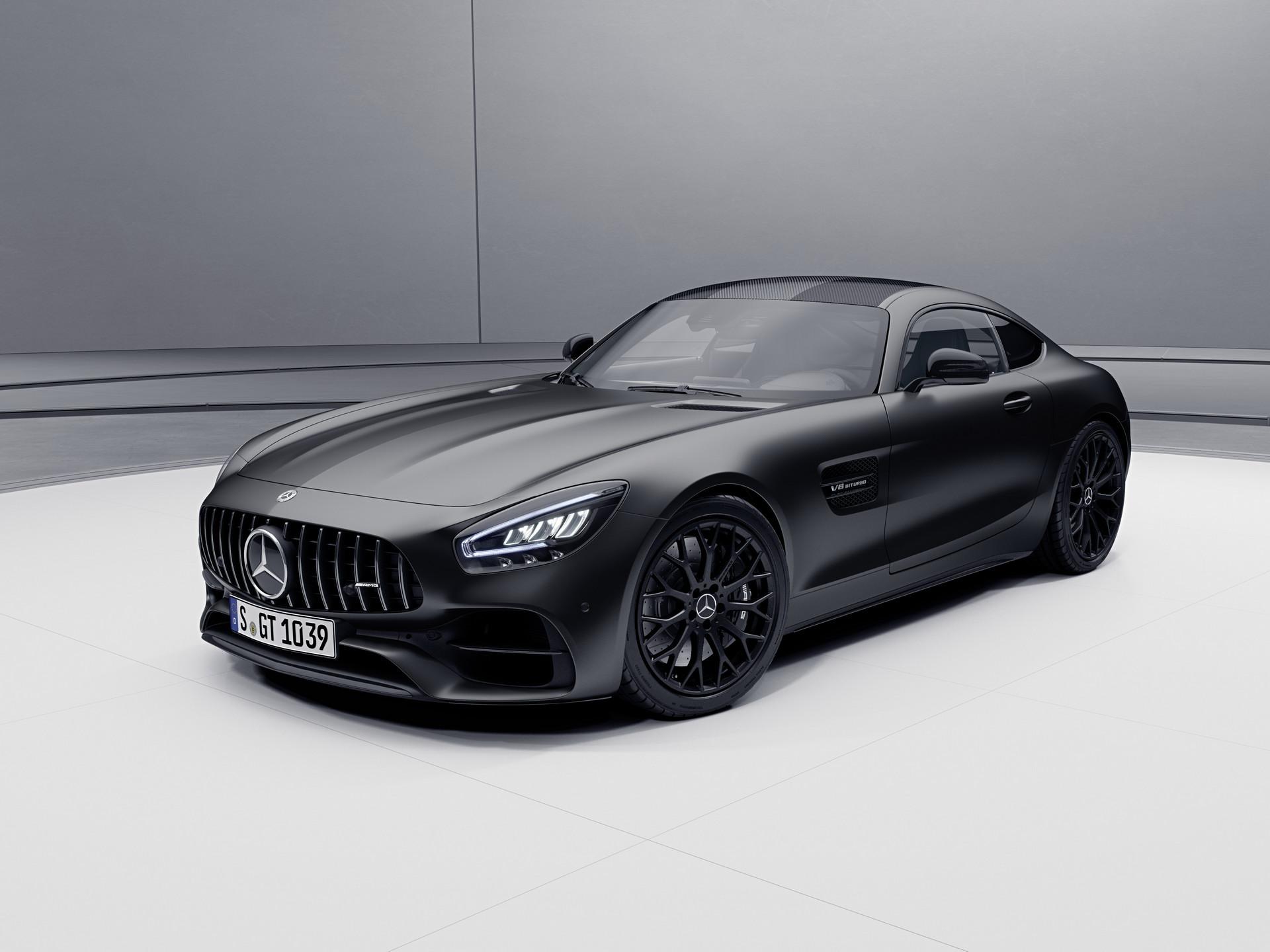 Mercedes Amg Gt Coupe Australia (2)