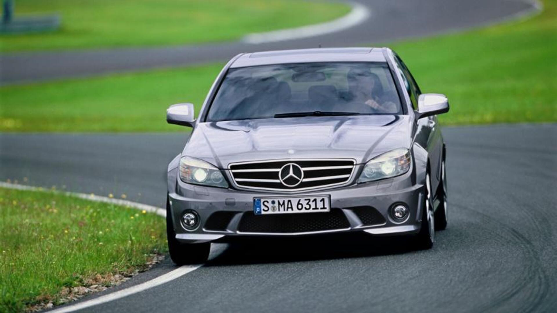 Mercedes C63 Amg 2007 W204 1846629