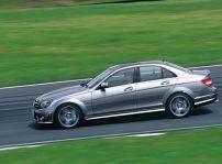 Mercedes C63 Amg 2007 W204 1846631
