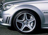 Mercedes C63 Amg 2007 W204 1846641