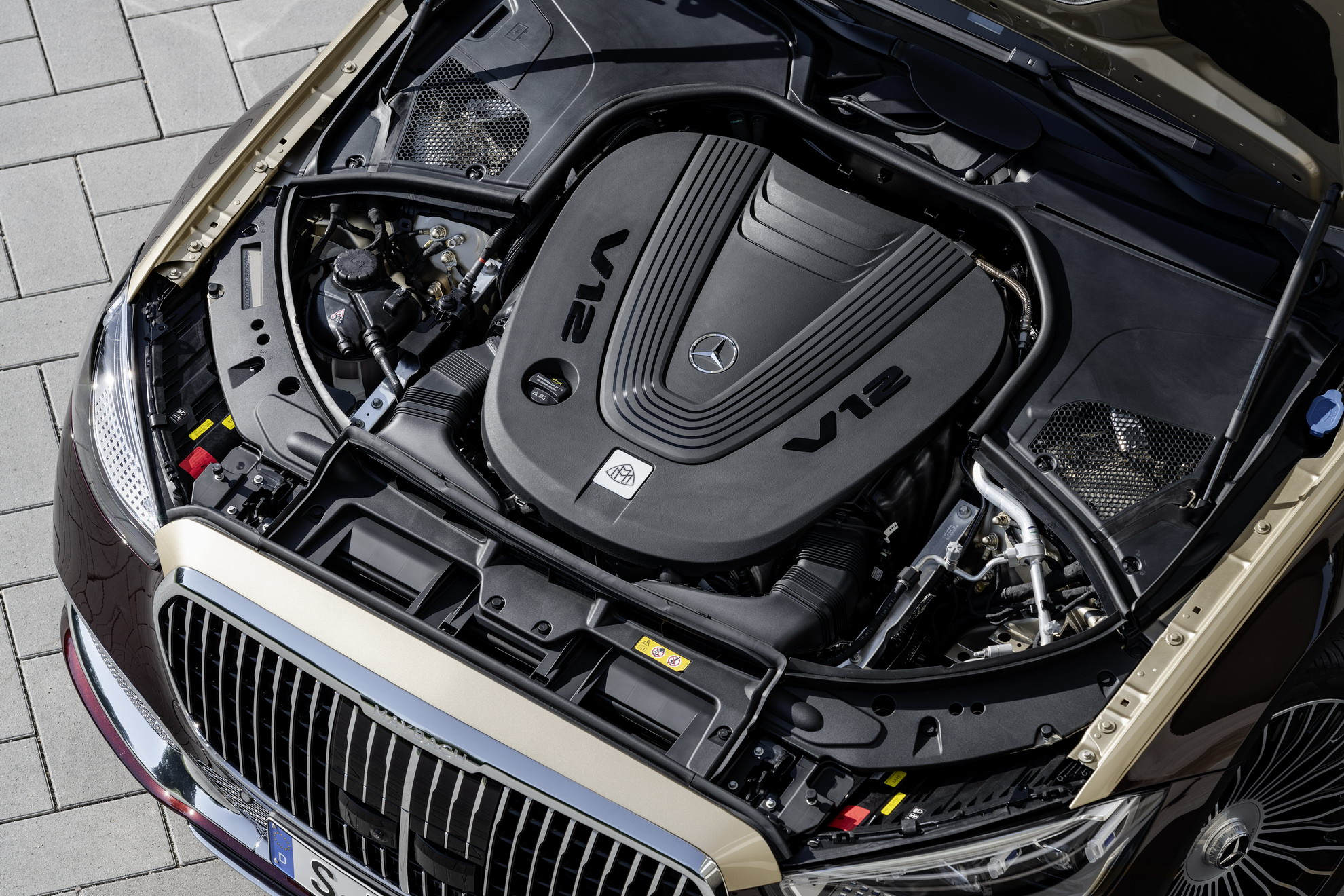 Mercedes Maybach S680 4matic 2022 (1)