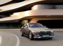 Mercedes Maybach S680 4matic 2022 (9)