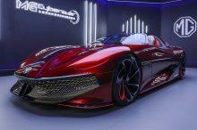 MG Cyberster: el roadster de nueva generación pasará a producción