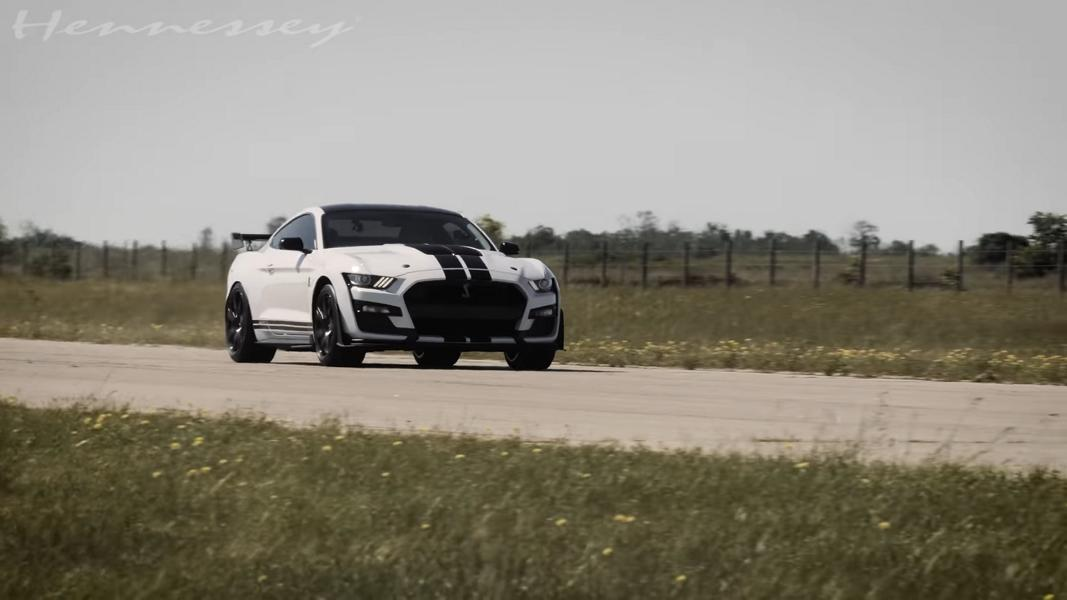 Mustang Shelby Gt500 Hennessey