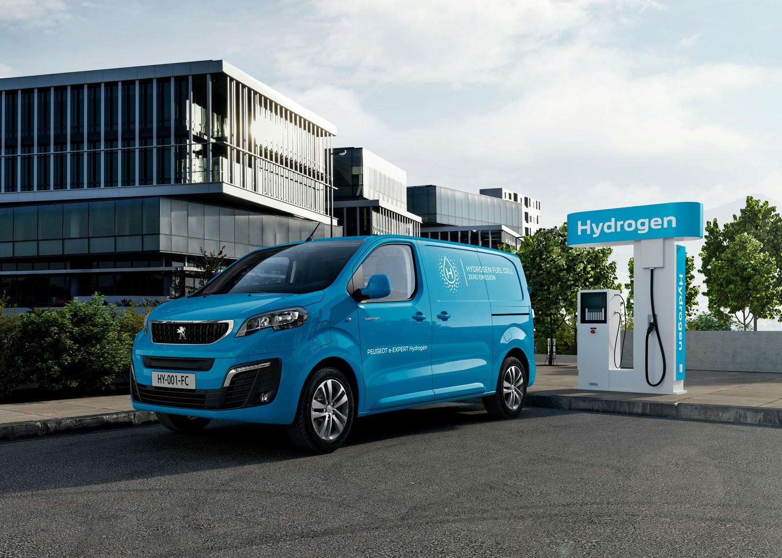 Peugeot E Expert Hydrogen 06