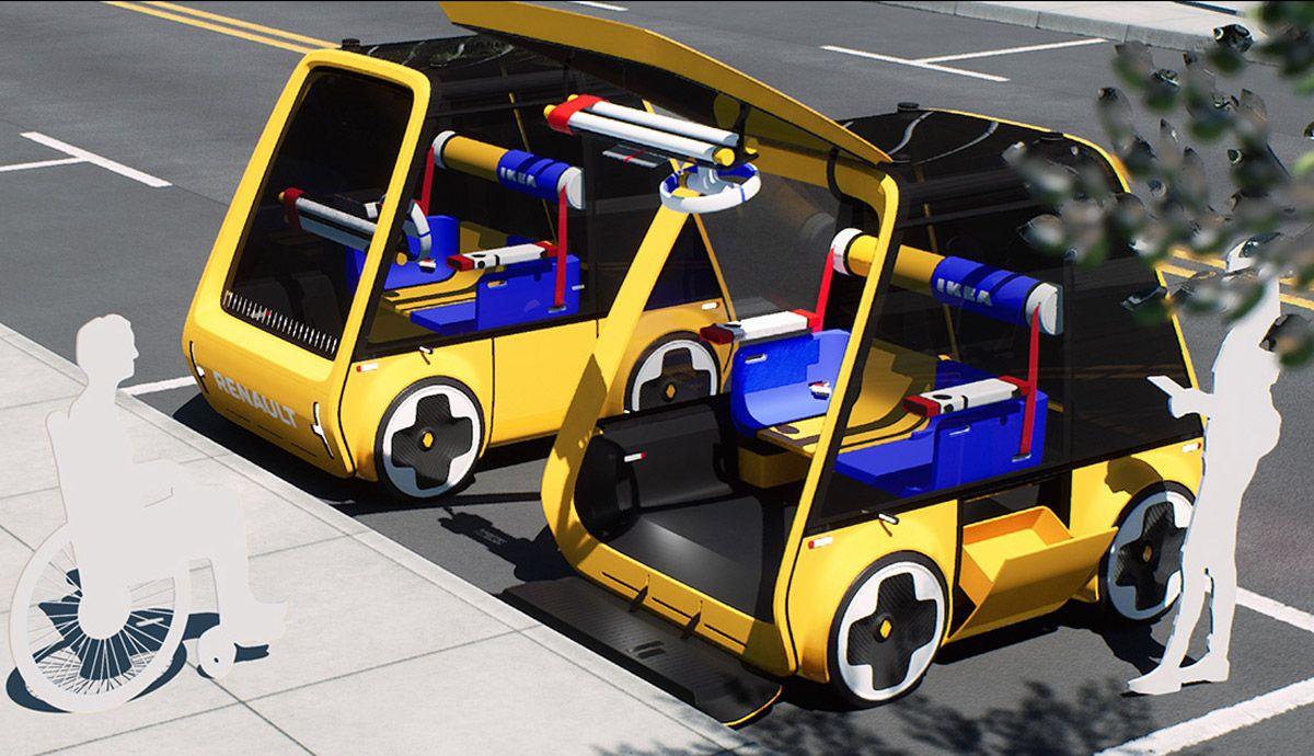 Renault Hoga Concept 2