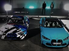 The Bmw M4 Meets The