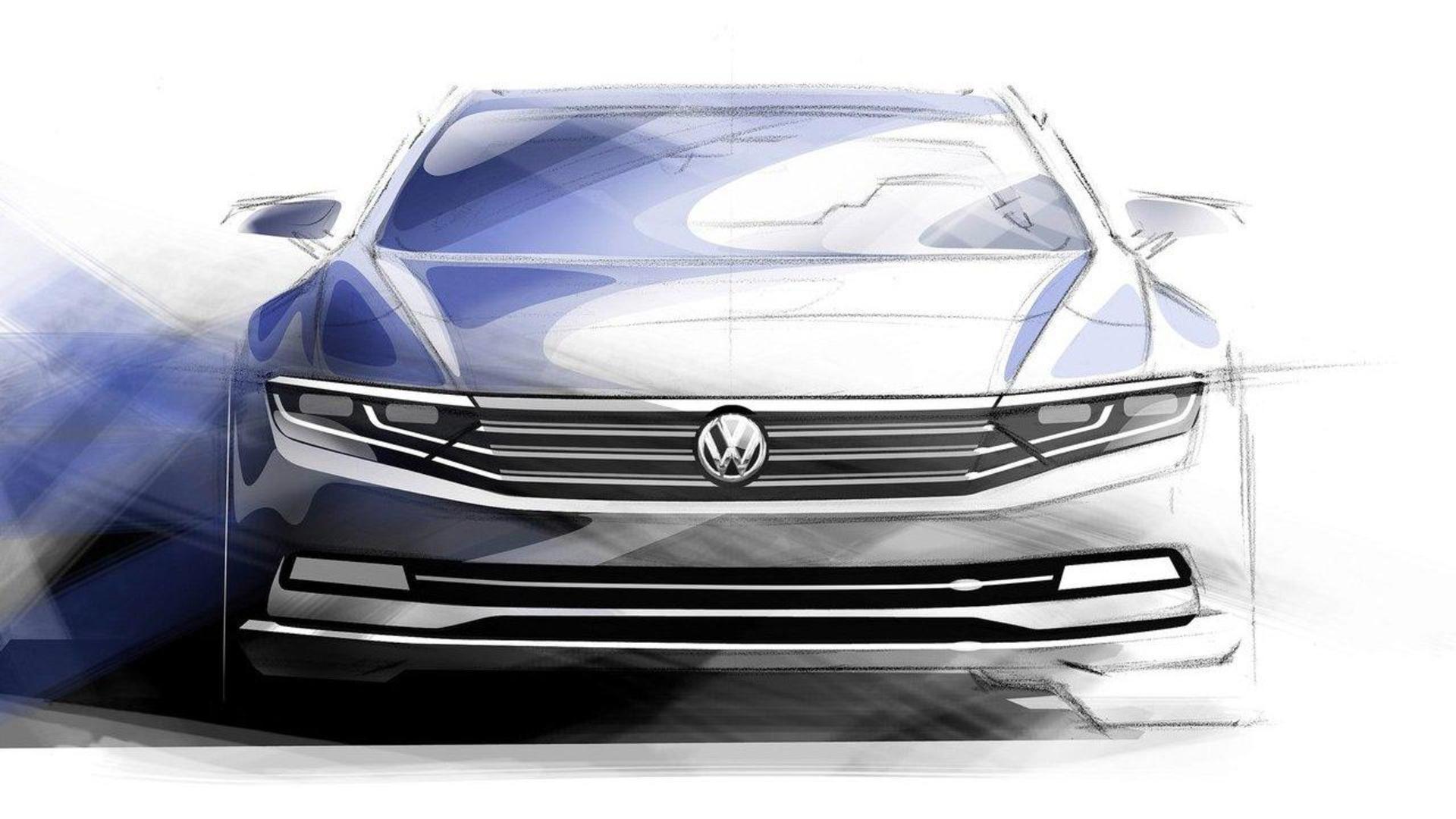 Volkswagen Passat 2023 2352445