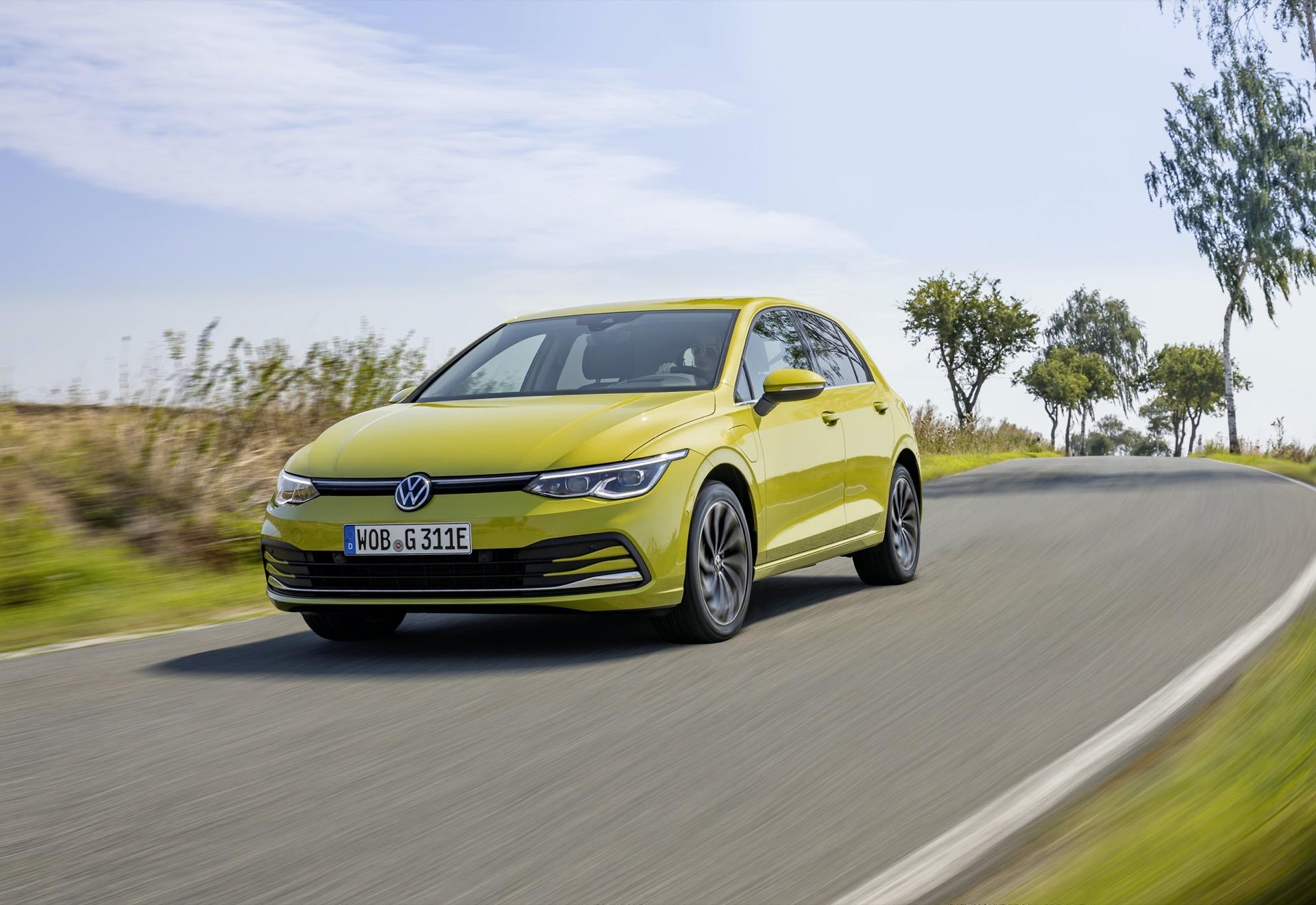 The New Volkswagen Golf Ehybrid