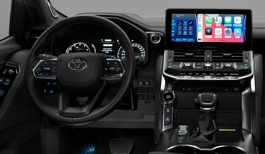 Toyota Land Cruiser 300 2022