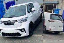 Volkswagen ID.Buzz: primeras imágenes de la furgoneta 100% eléctrica