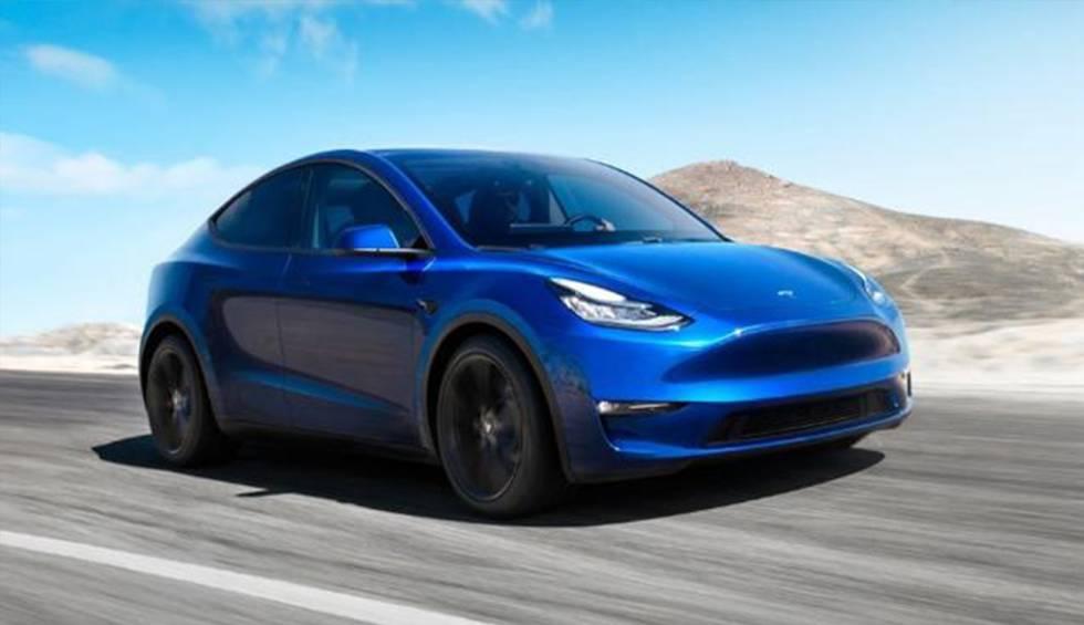 Teaser Tesla Model 2