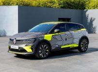 2021 New Renault Megane Etech Electric Preproduction 3