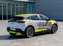 2021 New Renault Megane Etech Electric Preproduction 5