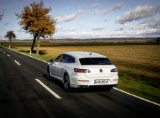 The New Volkswagen Arteon Shooting Brake Ehybrid R Line