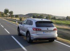 The New Volkswagen Touareg Ehybrid