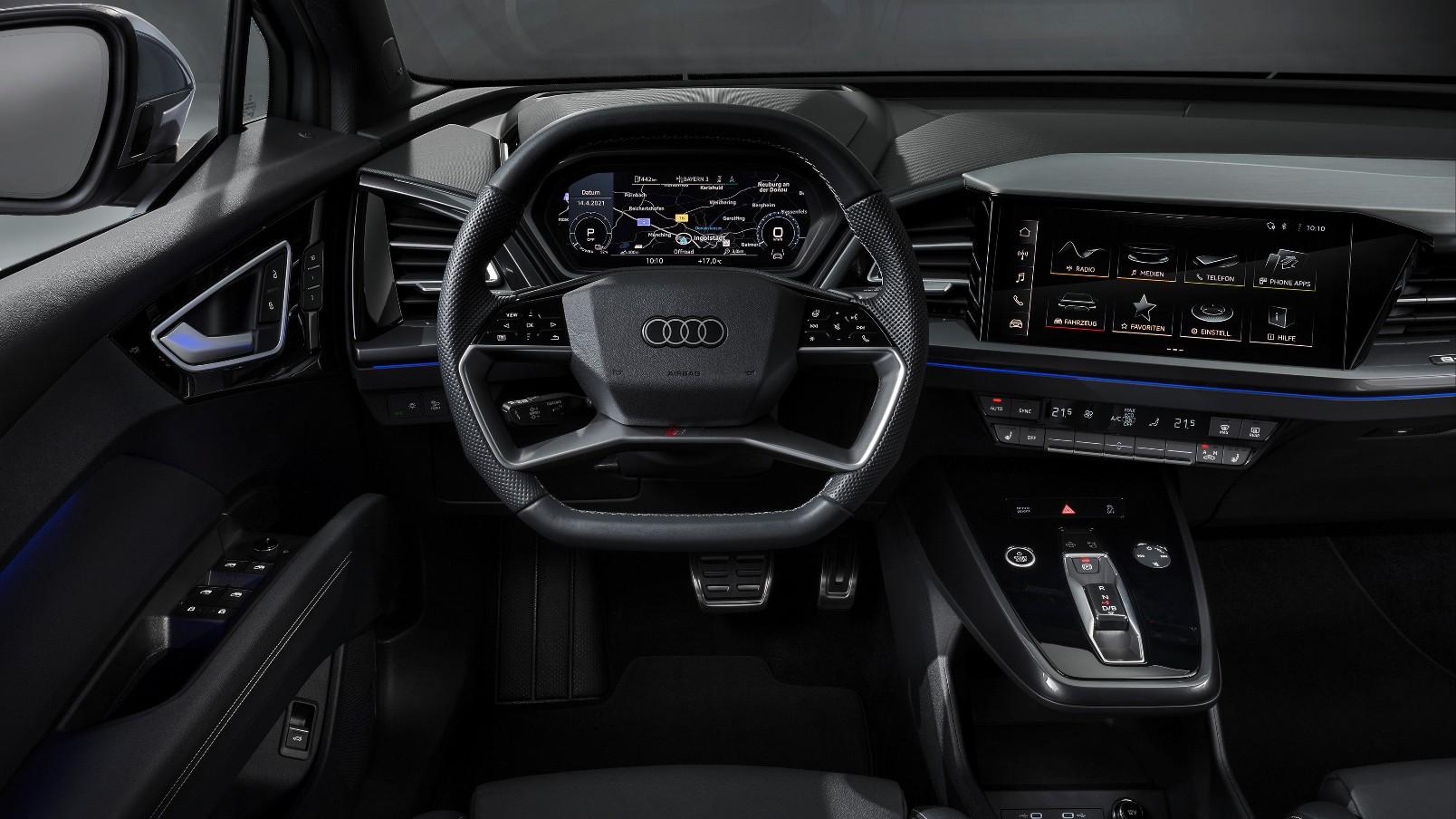 Audi Q4 Sportback E Tron (5)