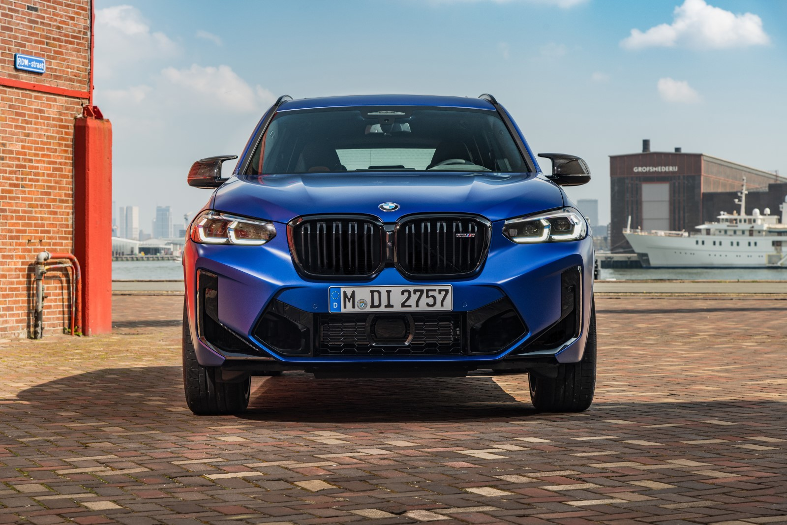 Bmw X3 M Competition 2022 (6)