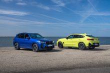 Los BMW X3 M Competition y X4 M Competition dan a conocer su restyle y mejoras mecánicas