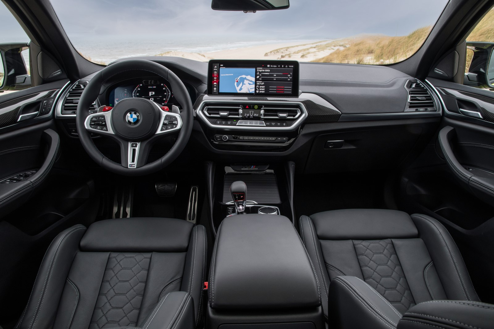 Bmw X4 M Competition 2022 (10)