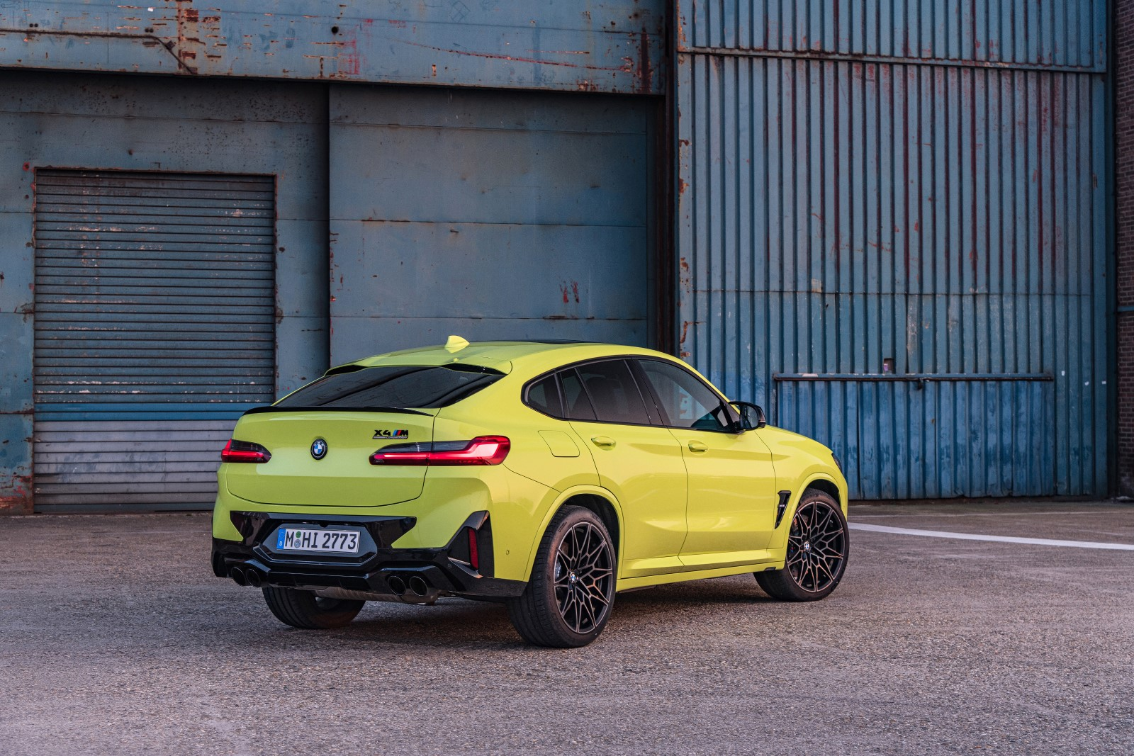 Bmw X4 M Competition 2022 (2)