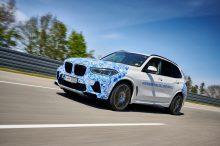 BMW i Hydrogen NEXT, la marca alemana comienza con las pruebas en carretera abierta