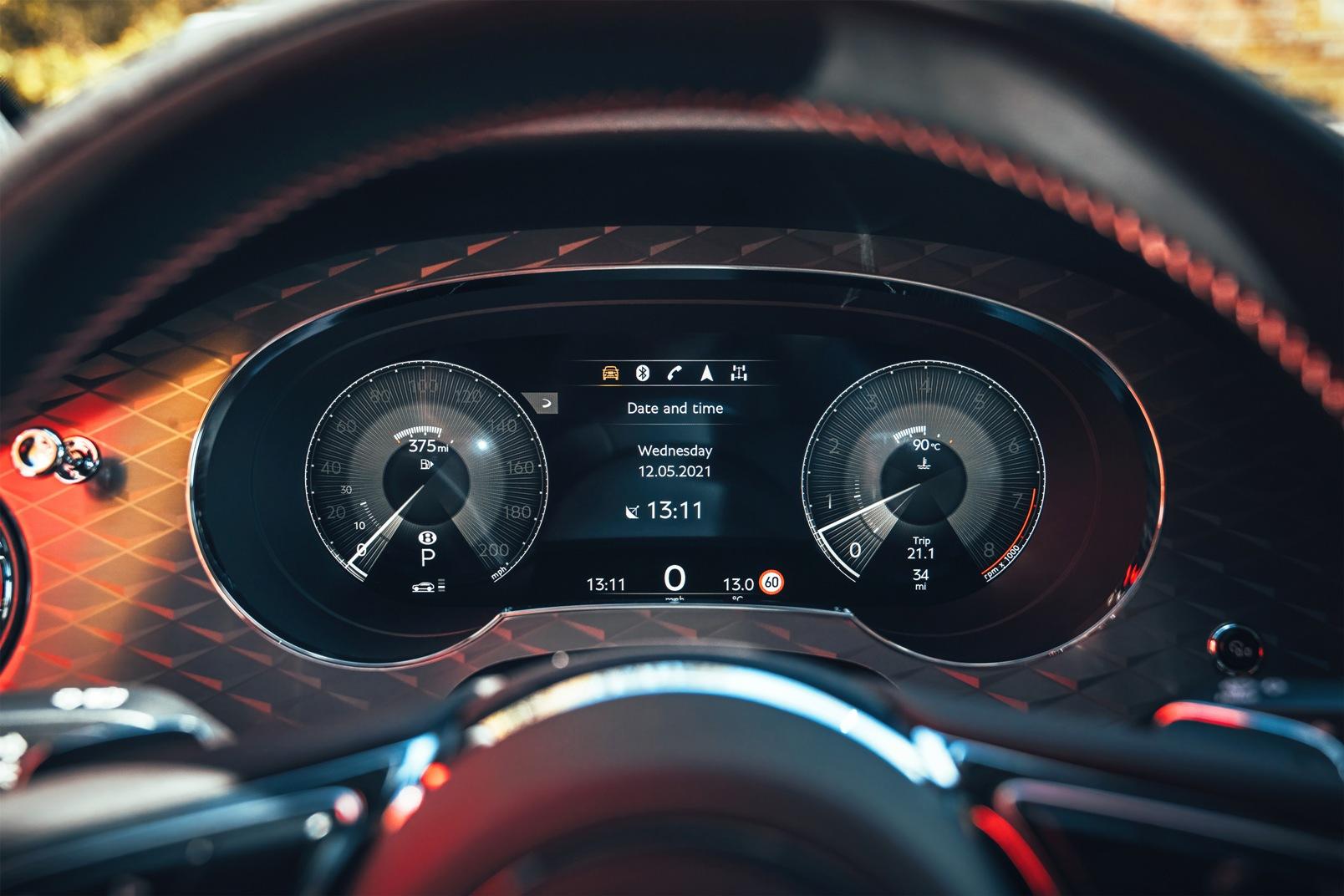 Bentley Bentayga S 2021 (15)