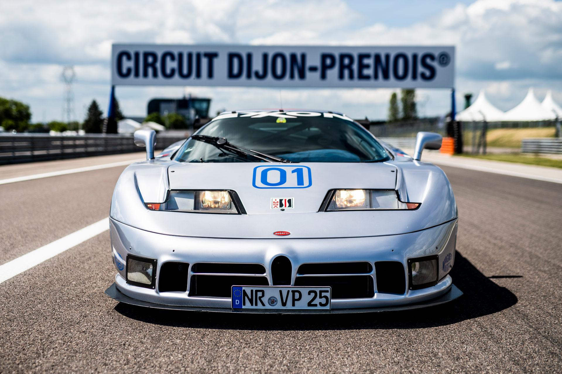 Bugatti Eb 110 Sc 6