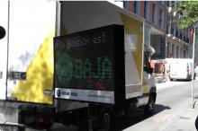 Madrid ya cuenta con un radar que mide las emisiones de los vehículos que están circulando